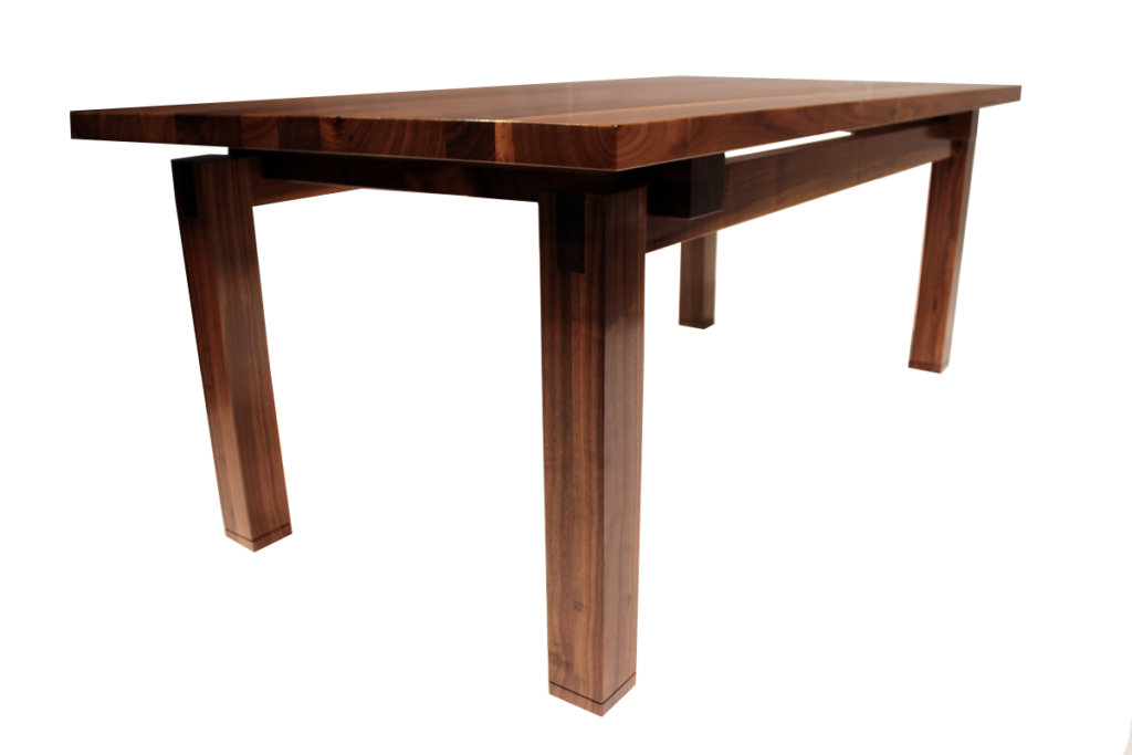 stůl masivní americký ořech